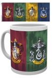 Hrnek Harry Potter Mug All Crests