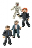 Figurky The X-Files Minimates Action Figures Series 1 Box Set