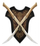 Replika The Fighting Knives of Legolas Greenleaf - The Hobbit Replica 1/1