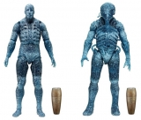Figurky Chair and Pressure Suit Engineer (holographic form) - Prometheus - Neca