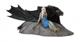 Soška Daenerys & Drogon - Game of Thrones Statue - Hra o trůny - Dark Horse
