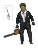 Figurka Leatherface - Texas Chainsaw Massacre 2 Retro Figure 30th Anniversary
