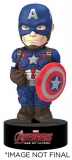 Figurka Captain America - Avengers Age of Ultron Body Knocker Bobble-Figure