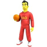 Figurka Yao Ming - The Simpsons 25th Anniversary Action Figure Series 1 Neca