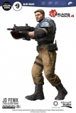 Figurka JD Fenix - Gears of War 4 Color Tops Action Figure