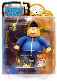 Figurka Exercise Chris - Family Guy Figure Series 8