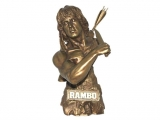 Bysta Rambo Ultra Limited Edition 1/3 Scale Faux Bronze Bust