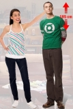 Kartonová postava Sheldon - The Big Bang Theory Lifesize Cardboard Cutout