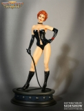 Soška Jean Grey Black Queen - X-Men Polystone Statue