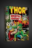 Obraz The Mighty Thor #147 - Boxed Canvas Edition