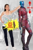 Kartonová postava Nebula - Guardians of the Galaxy 2 Lifesize Cardboard Cutout
