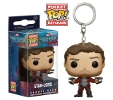 Přívěsek Star-Lord - Guardians of the Galaxy Vol. 2 Pocket POP! Vinyl Keychain