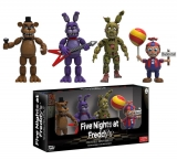 Figurky Five Nights at Freddy's Action Figures 4-Pack Set 2