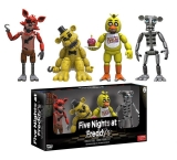 Figurky Five Nights at Freddy's Action Figures 4-Pack Set 1
