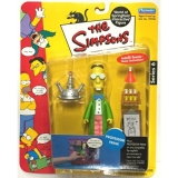 Figurka Professor Frink -  The Simpsons Action Figure