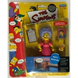 Figurka Patty Bouvier -  The Simpsons Action Figure