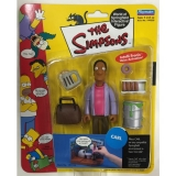 Figurka Carl Carlson - The Simpsons Action Figure
