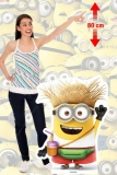 Kartonová postava Vacation Minion  - Despicable Me Lifesize Cardboard Cutout