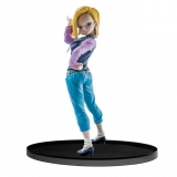 Figurka Big Budoukai Android 18 - Dragonball Super SCultures Figure