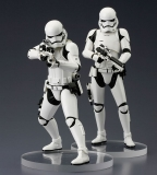 Figurky First Order Stormtrooper - Star Wars Episode VII ARTFX+ Statue 2-Pack