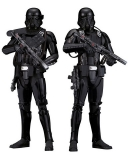 Figurky Death Trooper - Star Wars Rogue One ARTFX+ Statue 2-Pack