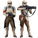 Figurky Scarif Stormtrooper - Star Wars Rogue One ARTFX+ Statue 2-Pack