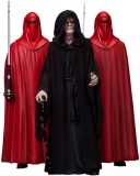 Figurky Emperor Palpatine & The Royal Guards - Star Wars PVC Statue 3-Pack 1/10