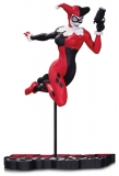 Soška Harley Quinn by Terry Dodson - DC Comics Red, White & Black Statue