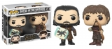 Figurky Ramsay Bolton and Jon Snow - Game of Thrones POP! Vinyl Figures 2-Pack