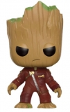 Figurka Young Groot in Suit (Angry) - Guardians of the Galaxy Vol. 2 POP! Marvel