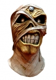 Maska Iron Maiden Latex Mask Powerslave Mummy