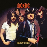 Obraz AC/DC Framed Canvas Print Highway To Hell 40 x 40 cm