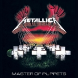 Obraz Metallica Framed Canvas Print Master Of Puppets 40 x 40 cm