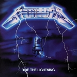 Obraz Metallica Framed Canvas Print Ride The Lightning 40 x 40 cm