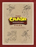Kniha Crash Bandicoot Art Book The Crash Bandicoot Files