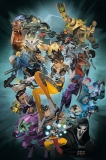 Kniha Overwatch Art Book Anthology Volume 1