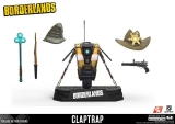 Figurka Claptrap - Borderlands Deluxe Action Figure