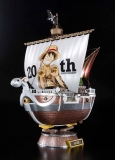 Soška One Piece Going Merry 20th Anniversary Premium Metallic Chogokin Statue