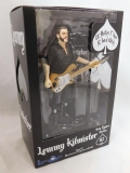 Figurka Lemmy Kilmister Rickenbacker Guitar Cross - Motörhead Action Figure