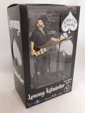 Figurka Lemmy Kilmister Rickenbacker Guitar Dark Wood - Motörhead Action Figure