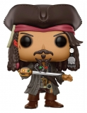 Figurka Jack Sparrow Pirates of the Caribbean Dead Men Tell No Tales POP! Movies