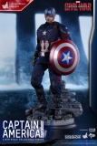 Figurka Captain America Civil War Movie Masterpiece Figure 1/6 - Promo Edition