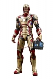 Figurka Iron Man Mark XLII - Iron Man 3 QS Series Action Figure 1/4