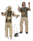 Figurky Texas Chainsaw Massacre Retro Action Figure Nubbins Collecter's Set
