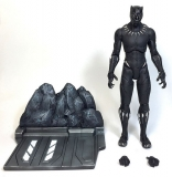 Figurka Black Panther - Black Panther Marvel Select Action Figure