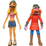 Figurky Floyd Pepper & Janice - The Muppets Select Action Figures Series 3