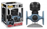 Figurka Tie Fighter with Tie Pilot - Star Wars POP! Vinyl Bobble-Head