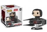 Figurka Kylo Ren on Tie Fighter - Star Wars Episode VIII POP! Vinyl Bobble-Head