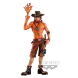 Figurka Portgas D. Ace Burning Color Ver. - One Piece SCultures Figure