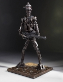 Soška IG-88 - Star Wars Collectors Gallery Statue 1/8